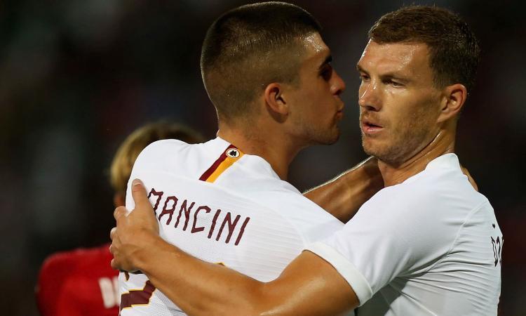 Romamania: Dzeko è unico, giusto alzare il prezzo e non aspettare i comodi dell'Inter