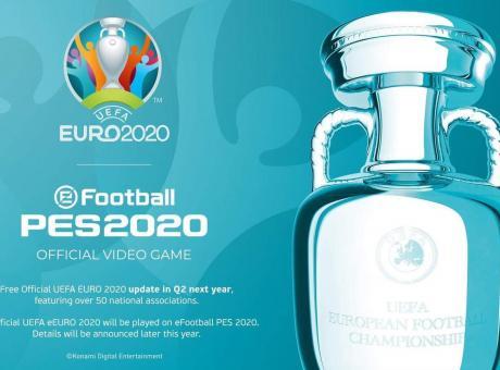 Konami non si ferma più, UFFICIALE: accordo in esclusiva con la UEFA per Euro 2020 e un torneo ufficiale