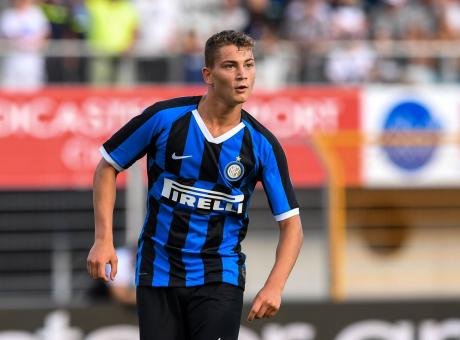 Inter, Esposito è già grande: Conte si fida di lui, può esordire con il Lecce