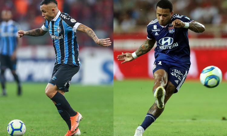 Correa più lontano, il Milan ripensa a Everton e Depay: il punto