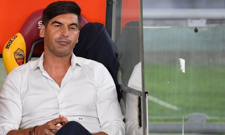 Roma, Fonseca: 'Giocano Cristante e Veretout. Mkhitaryan può crescere molto, ecco quando torna Smalling'