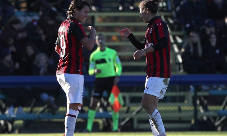 Serie A femminile, ancora polemiche dopo Milan-Juve