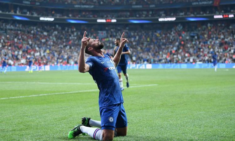 Chelsea: offerta dal Canada per Giroud!