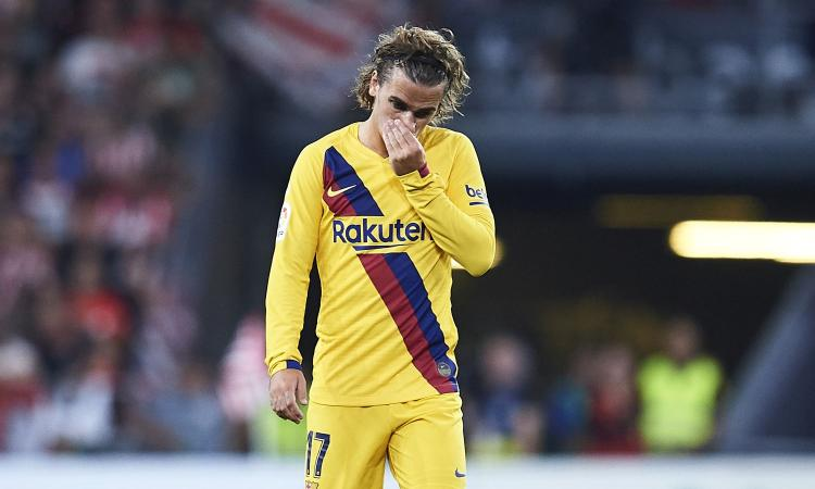 Dg Barcellona: 'Griezmann un top player, ma difficilmente arriveranno offerte adeguate per lui'