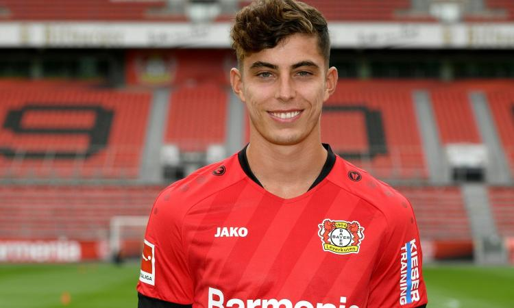 Barcellona, il Bayer Leverkusen spara alto per Havertz