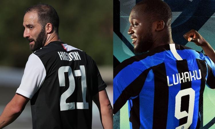 Serie A,  i numeri di maglia: Lukaku col 9, Icardi 'beffa' Sanchez. Le scelte di Dybala e Higuain