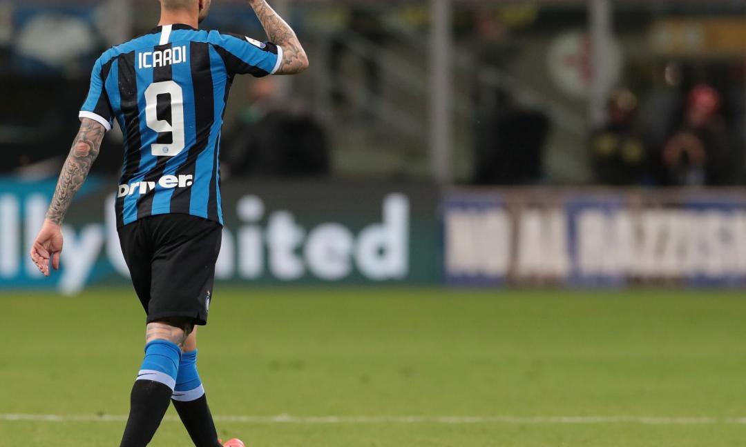 Icardi non si muoverà dall'Inter: questione di principio