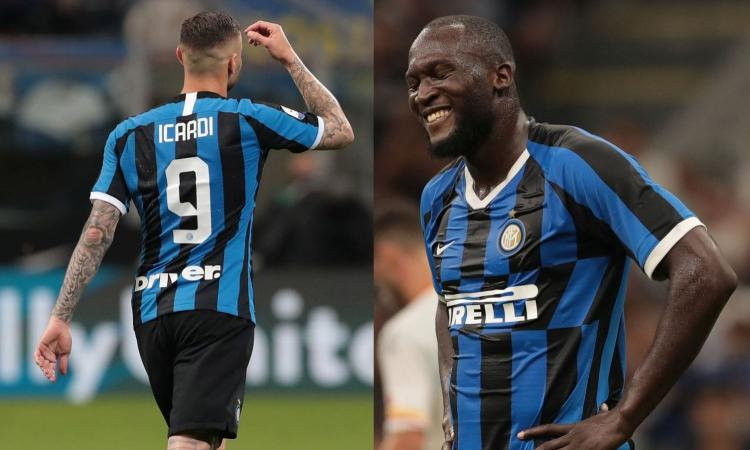 Inter, Lukaku non ha ancora convinto i tifosi e le 'vedove' di Icardi VOTA