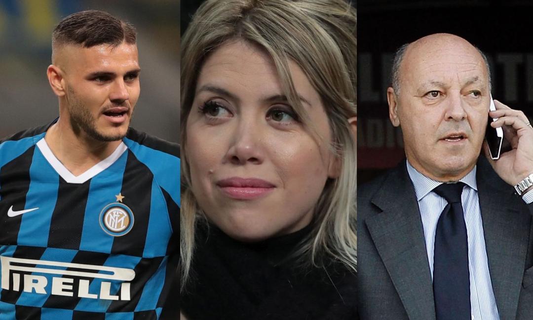Icardi al Milan: scacco matto, doppio gioco e mosse segrete