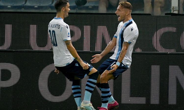 Anche la Lazio tra 'i padroni della Galassia' all'assalto della Juventus