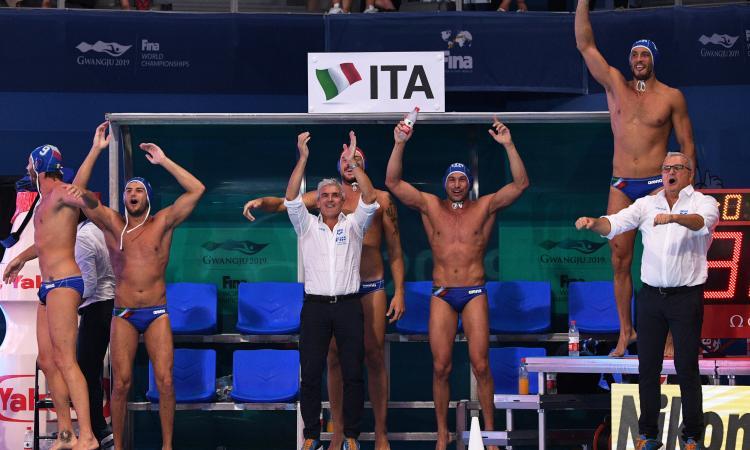Italia regina negli sport di squadra, delude solo il ricchissimo calcio