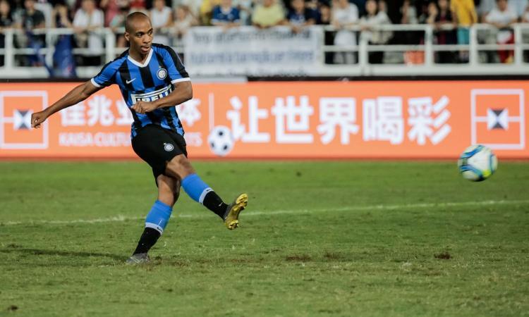 Joao Mario via dall'Inter, ma ancora in prestito: contatti col Galatasaray