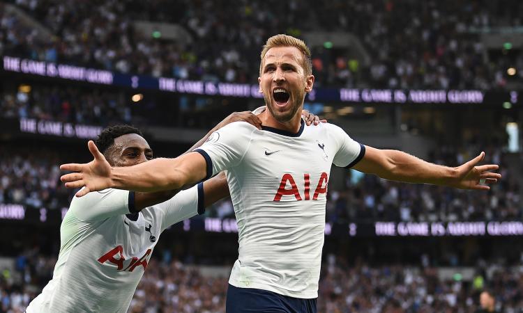 Tottenham, c'è la fila per Kane: ecco il prezzo choc