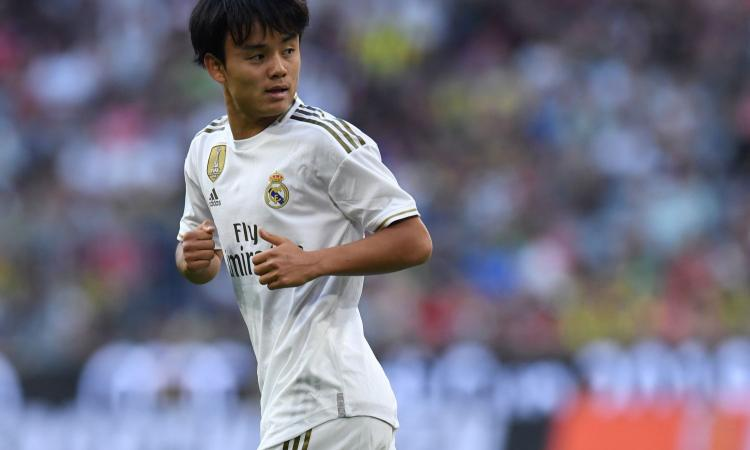 Real Madrid: Kubo al Maiorca