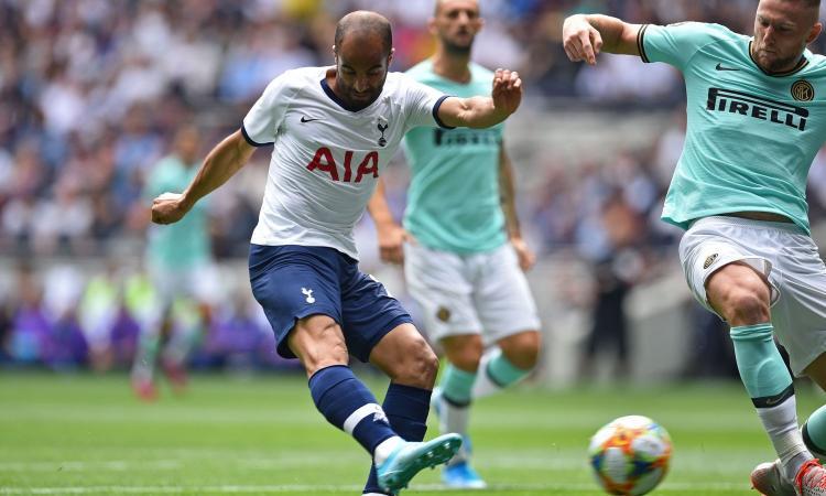 Tottenham, lo United punta Lucas