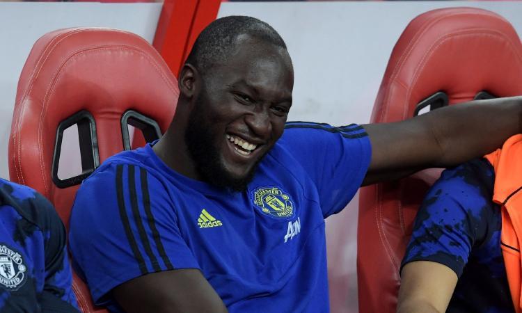 Caso Lukaku: mentre aspetta Inter e Juve si allena in Belgio con l'Anderlecht  FOTO