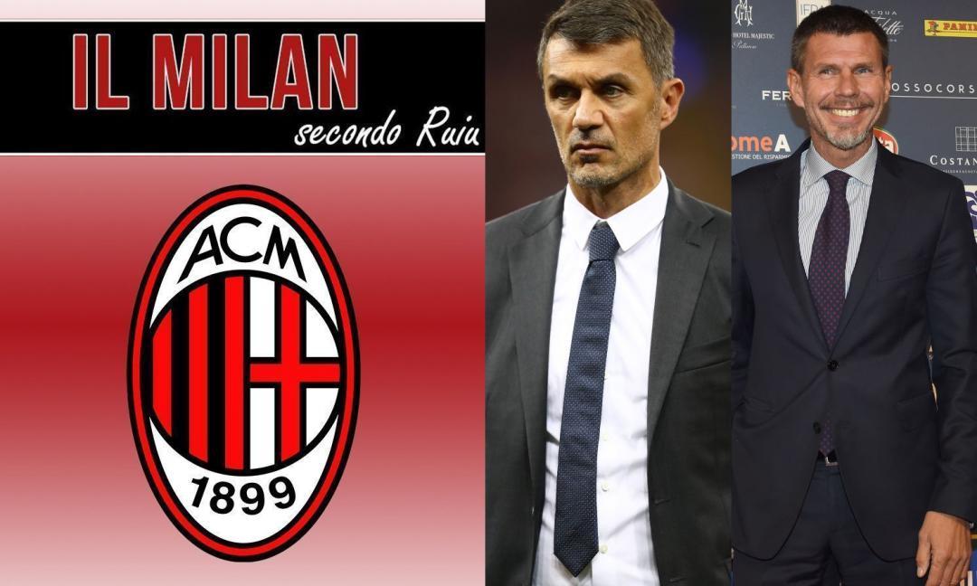 Gli esuberi del Milan