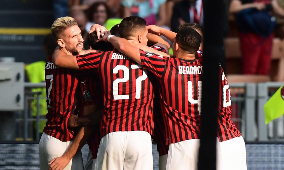 Iniezione di tre punti per un Milan convalescente