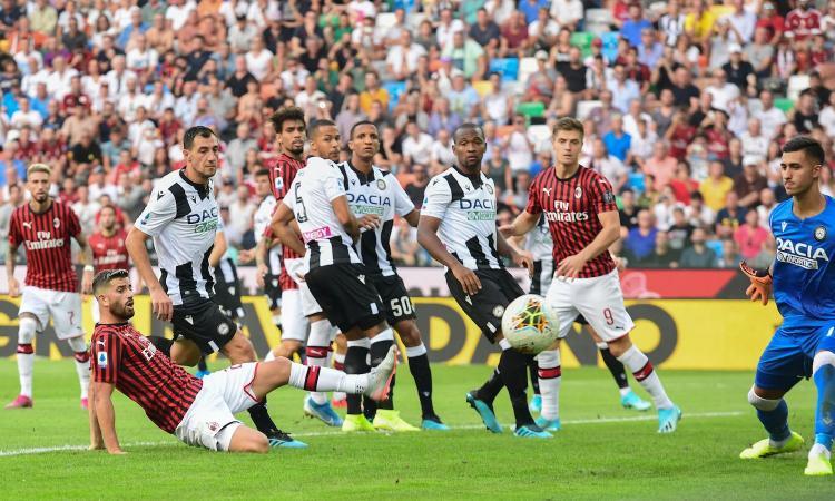 Serie A, rivivi la MOVIOLA: rigore negato al Milan, due reti annullate al Brescia