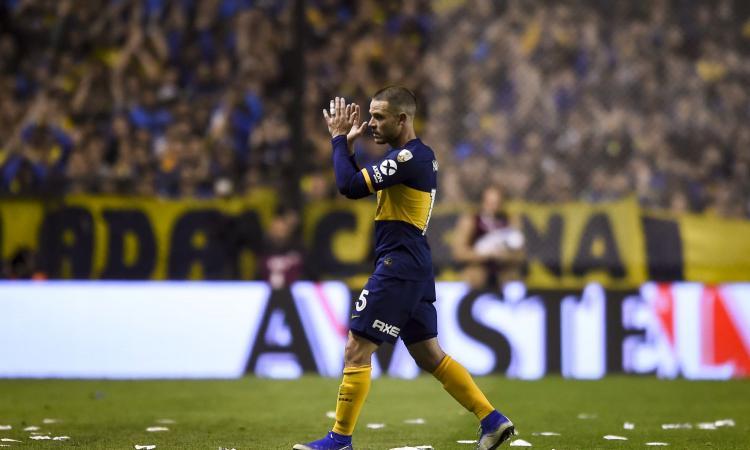 Dall'Argentina: il passaggio di Nandez al Cagliari può saltare