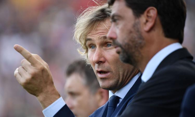 Juve, Nedved: 'Dybala-Icardi? Il mercato è aperto. Sarri torna dopo la sosta'