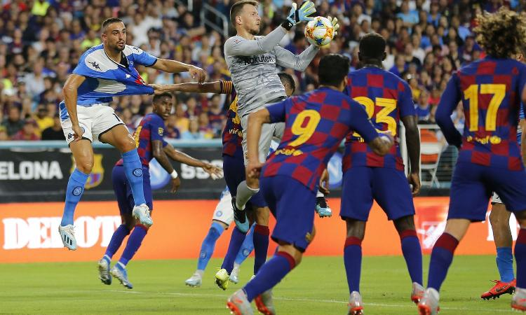 Barcellona, UFFICIALE: frattura per Neto
