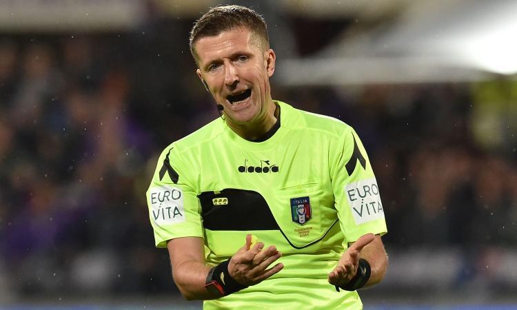 Torino-Milan, cambio al Var