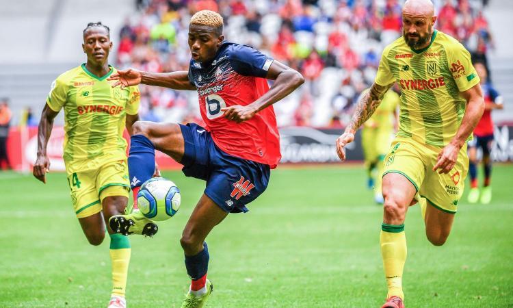 Ligue 1: Lille 2-1 e aggancio al PSG, l'Amiens ferma il Lione VIDEO