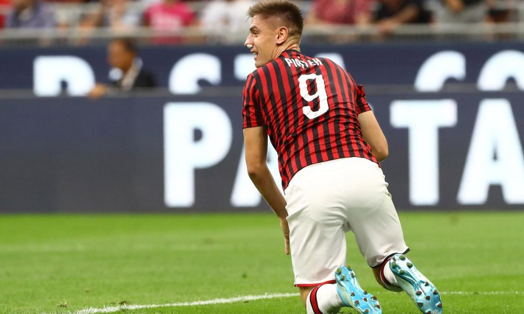 Un terno secco per il Milan: 4, 9 e 19!