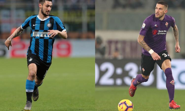 Inter, lavori in corso per Biraghi: no alla Fiorentina per Politano, si tratta