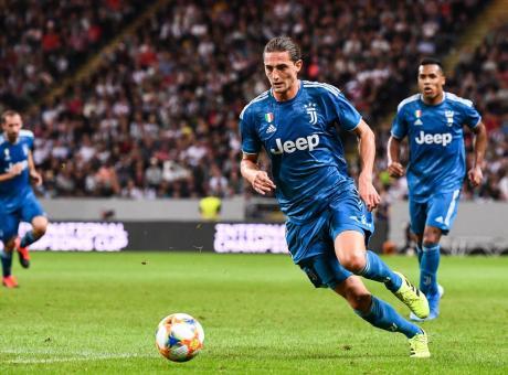 Juve, Rabiot vuole una maglia da titolare: ma c'è un problema