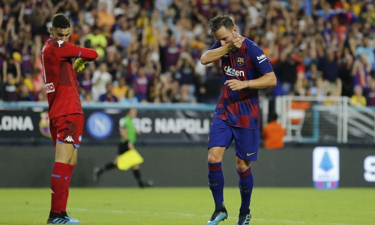 Inter, ecco quanto chiede il Barcellona per Rakitic