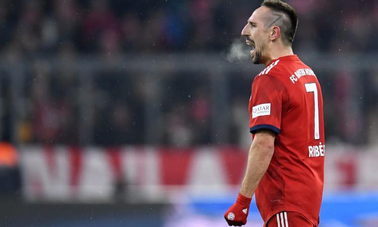 Ribery scommette sulla Fiorentina: non è un vecchietto, 20 partite al top per infiammare Firenze
