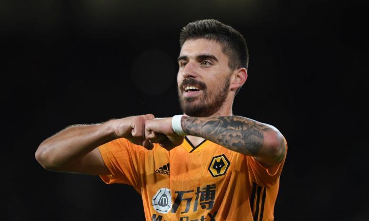 Juve, scout per Ruben Neves: il Wolverhampton non fissa il prezzo