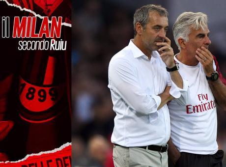 Milan in confusione, ma per fortuna vincente: Giampaolo incoerente, basta esperimenti!