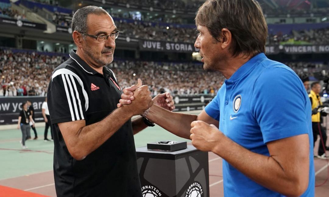 Juve e Inter, calendario impietoso: settembre già decisivo