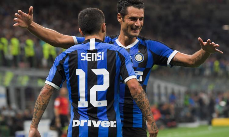 Inter, Sensi: 'Testa alla prossima, abbiamo tanti obiettivi. Il gol di testa...'