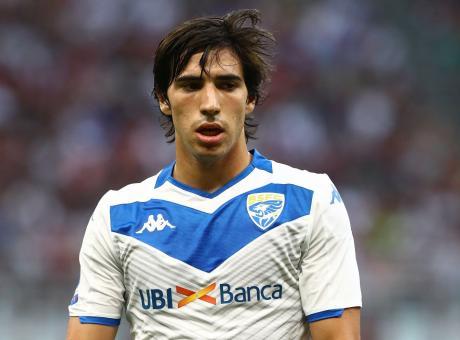 Juve-Brescia: in dubbio l'osservato speciale Tonali