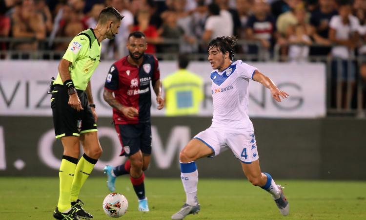 Brescia, Cellino fissa il prezzo per Tonali: Inter e Juve avvisate, il Milan...