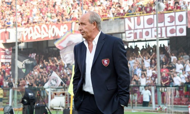 Salernitana, Ventura consiglia un giocatore alla Lazio