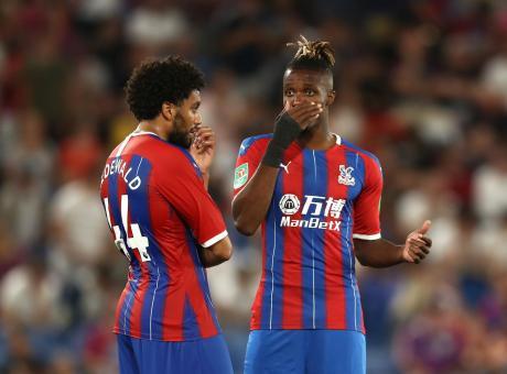 Chelsea, senti Roy Hodgson: 'Spero che Zaha rimanga a lungo'