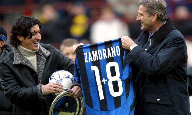 Zamorano: 'Sanchez rimarrà all'Inter'