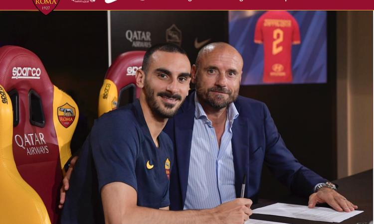 Zappacosta: 'Torno in Italia più maturo, la Roma è un grande club'
