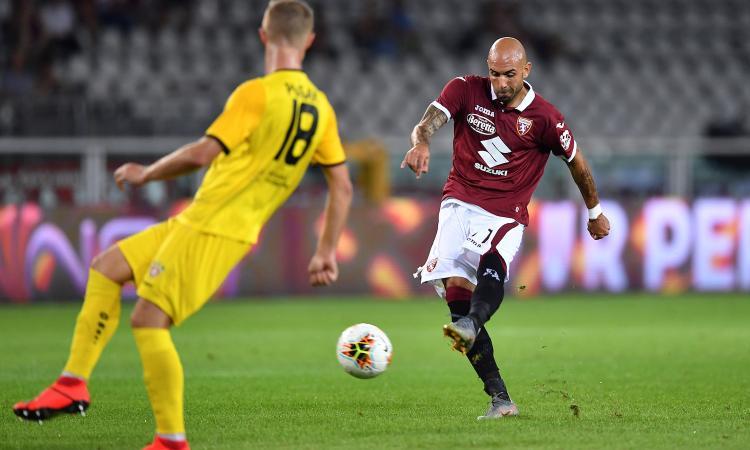 Torino, quattro squadre su Zaza