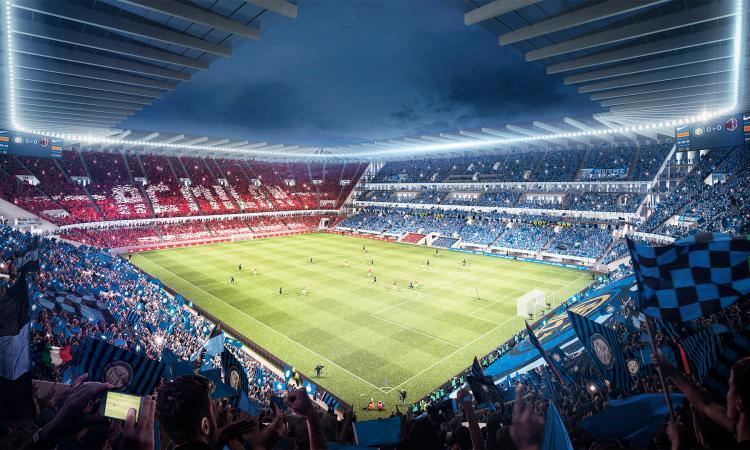 Nuovo stadio: il consiglio comunale vuole chiedere i titolari effettivi a Inter e Milan