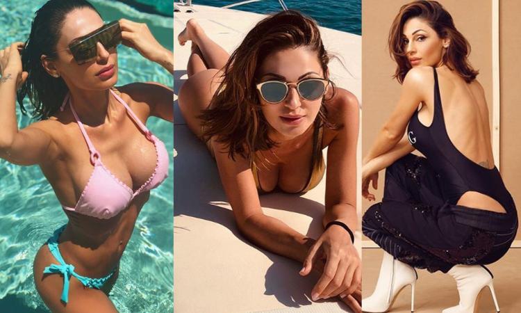 Anna Tatangelo fa impazzire i suoi fan: record di like alle sue FOTO HOT
