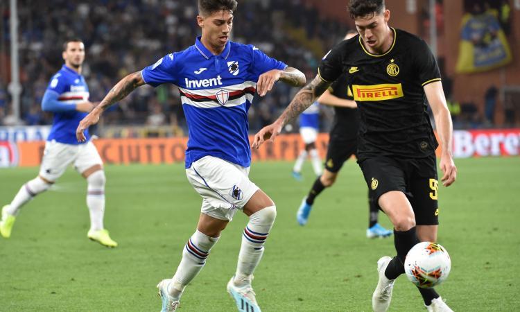 Inter, Bastoni: 'Non mi sento alla pari degli altri, ma voglio continuare a vivere questo sogno'