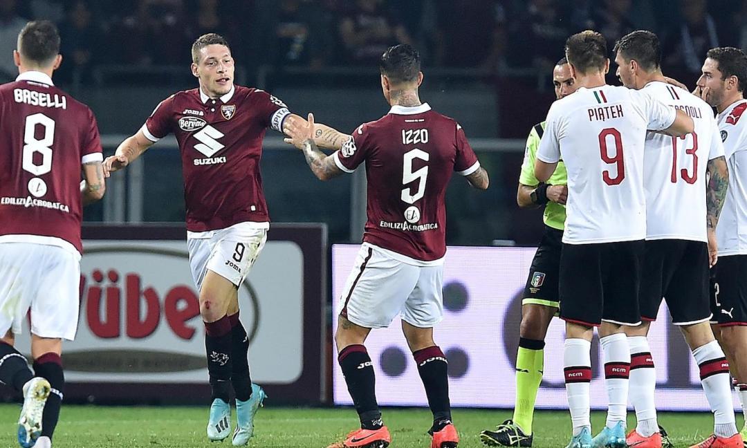 Il Gallo becca il Diavolo. L'analisi di Torino-Milan