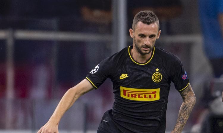 Inter, Brozovic non recupera: fuori dai convocati per la trasferta di Parma