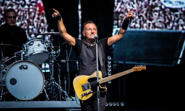 I 70 anni di Springsteen, il Boss che ispirava Del Piero